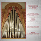 The Young J S Bach CD cover